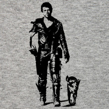 Mad Max  t shirt inspired by the 1979 Australian cult movie