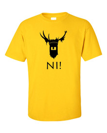 Knights Who Say Ni! T-Shirt Monty Python Ni!