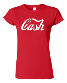 Johnny Cash T shirt name