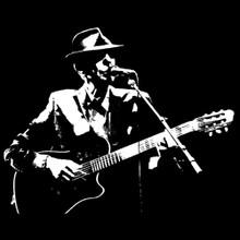 Leonard Cohen T shirt