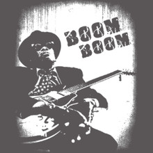 John Lee Hooker T Shirt Boom Boom Blues tee