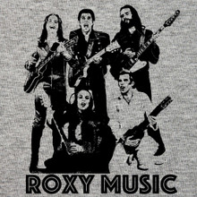 Roxy Music T Shirt For Your Pleasure Country Life Bryan Ferry Brian Eno Glam Rock!