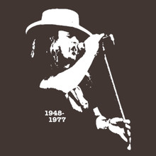 Ronnie Van Zant tribute T Shirt Southern Rock Lynyrd Skynyrd