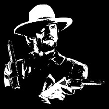 Clint Eastwood T Shirt The Outlaw
