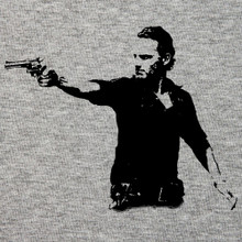 Rick Grimes T Shirt The Walking Dead