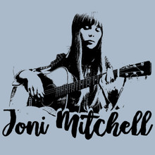 Joni Mitchell T Shirt Folk music Queen