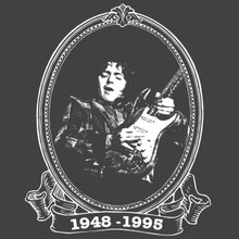 Rory Gallagher T shirt Taste Tribute