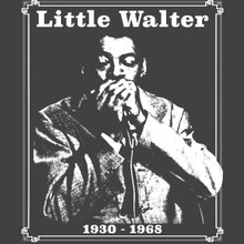 Little Walter T Shirt Blues harp legend