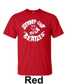 Eat the rich t shirt anti upper class funny anarchist Motörhead Dee Dee Ramone