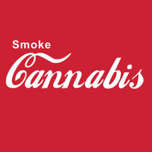 Smoke Cannabis T Shirt