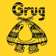 Grug T-Shirt | Retro children's book character by Ted Prior