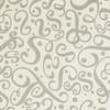 Gift Wrap - Flourish - Silver