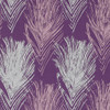Gift Wrap - Peacock - Purple
