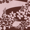 Gift Wrap - Hagi - Brown/Pink
