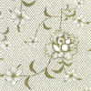 Gift Wrap - Floral Lace - Cream/Metallic Gold