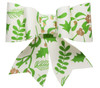 Paper Bow Topper - Mistletoe