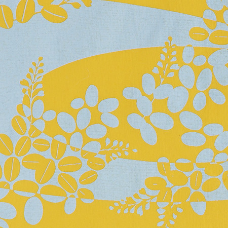 Gift Wrap - Hagi - Yellow/Blue