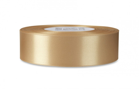 Double Faced Satin Ribbon - Ginger