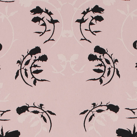 Gift Wrap - Windy Rose - Pink