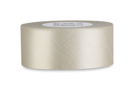 Dupioni Silk Ribbon - French Vanilla