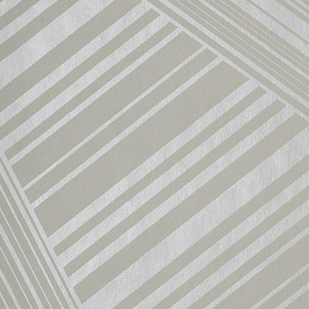 Gift Wrap - Lines - Silver