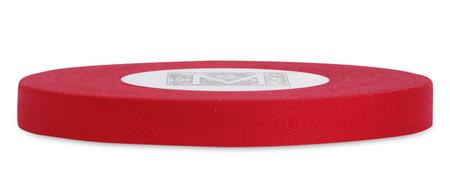 Herringbone Ribbon - Red