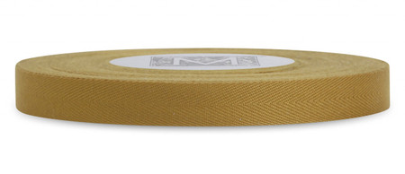 Herringbone Ribbon - Antique Gold