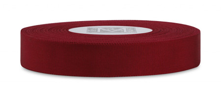 Grosgrain Ribbon - Garnet