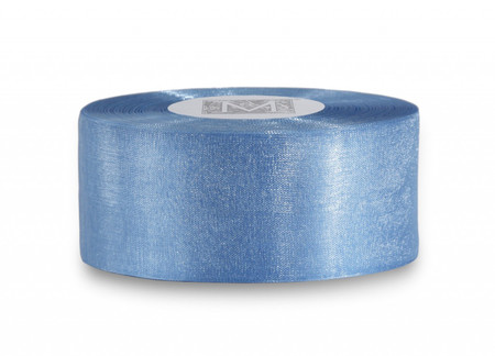 Organdy Ribbon - Blue
