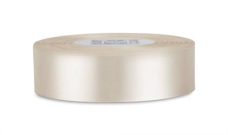 Custom Printing on Double Faced Satin Ribbon - Magnolia