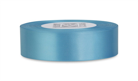 Double Faced Satin Ribbon - Neptune