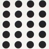 Gift Wrap - Dots - Black on Cream