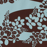 Gift Wrap - Hagi - Brown/Blue