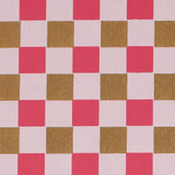 Gift Wrap - Blocks - Pink