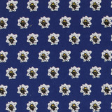 Gift Wrap - Provence - Navy