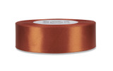 Double Faced Satin - Antique Copper