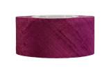 Dupioni Silk Ribbon - Scarlet Shadow