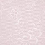 Gift Wrap - Floral Lace - Petal Pink/Metallic Petal Pink
