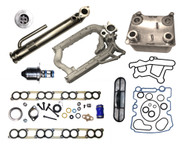 2003-2004 Ford 6.0L EGR and Oil Cooler Package #3