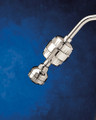 Universal Chrome High-Output - Shower Filter