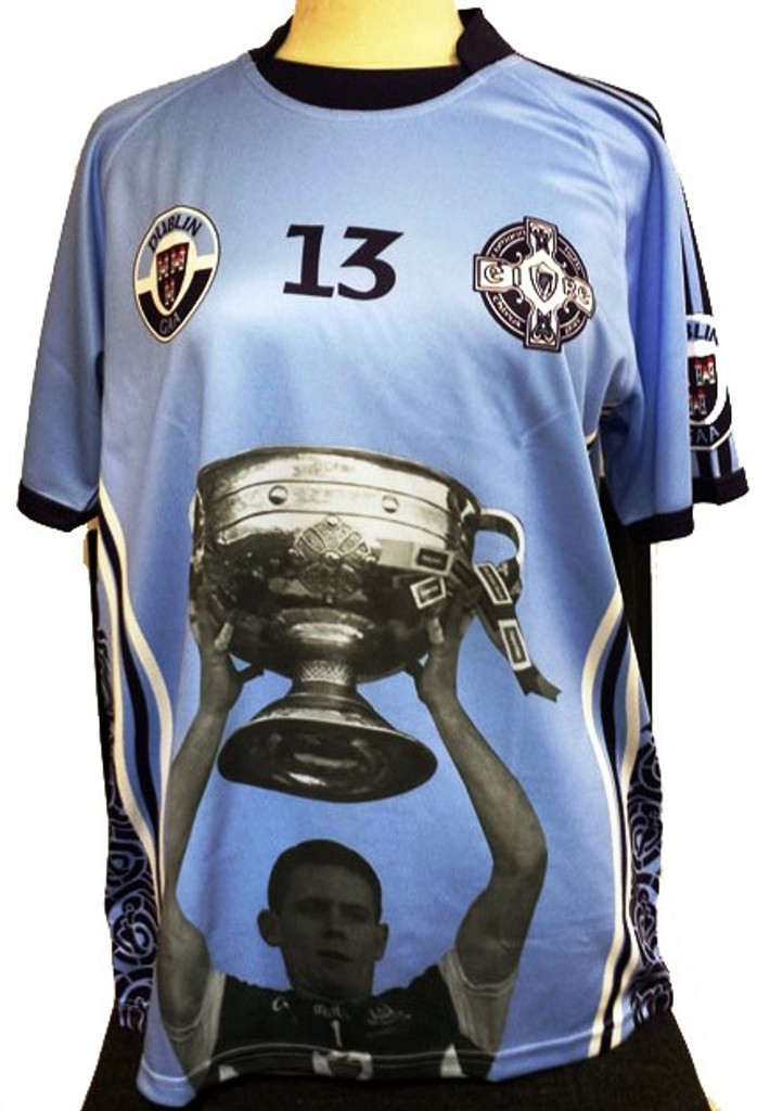 Limited Edition 2013 Dublin Winners Jersey