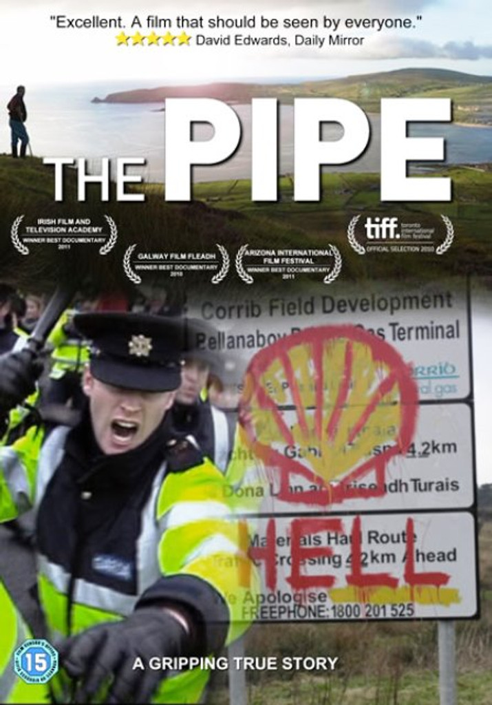The Pipe DVD