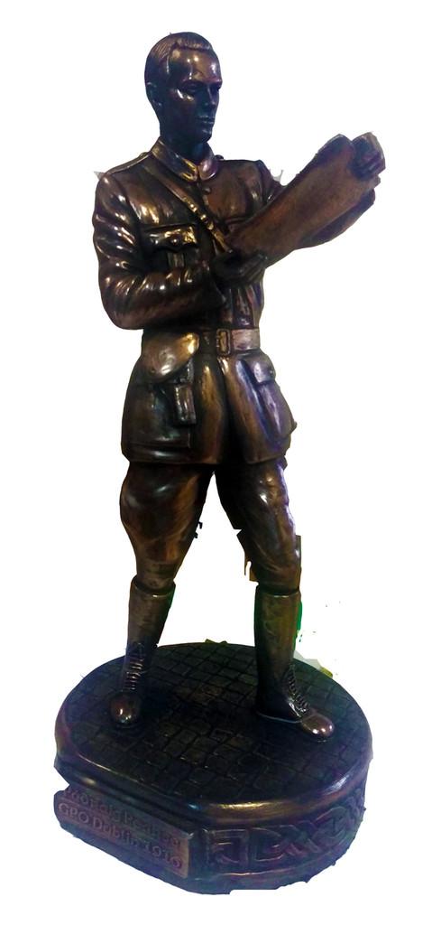 Pádraig Pearse Bronzed Statue