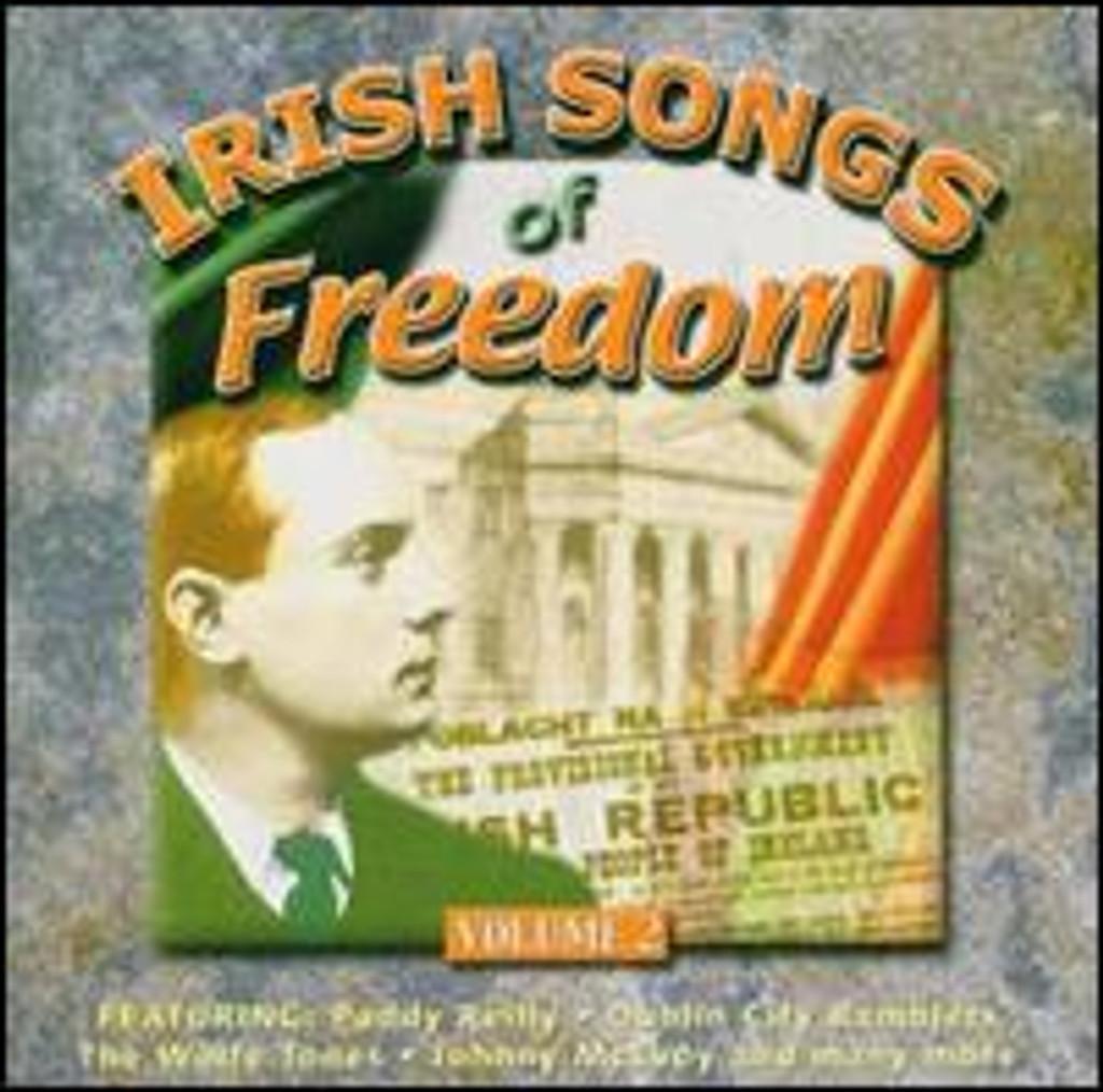 Irish Songs of Freedom (Volume 2)