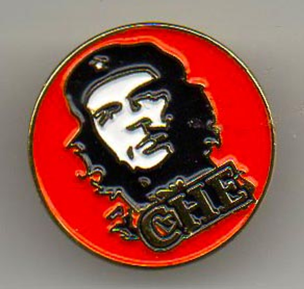 Che Guevara badge