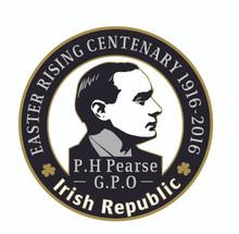 P.H Pearse 1916 Centenary Badge