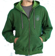 Men's 100 Years green heavy blend Vintage Hoodie