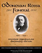 O' Donovan Rossa Funeral Souvenir Programme Centenary Edition