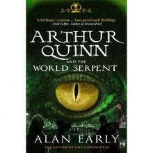 Arthur Quinn and the World Serpent (Kids book)