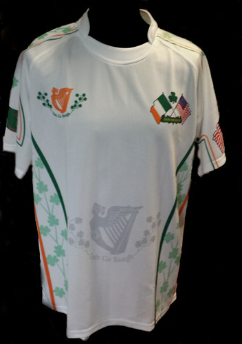 The Fighting Irish 69th Regiment Irish American Jersey